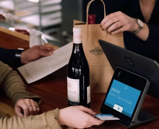 wine with pay on app
