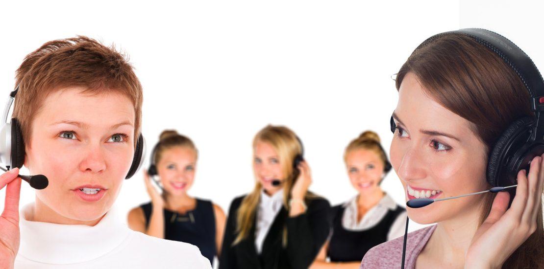 Phone, customer service, happy