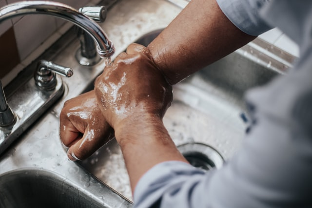 small handwashing pic